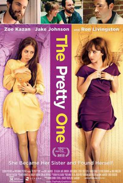 The Pretty One (2013)  - Movie Poster