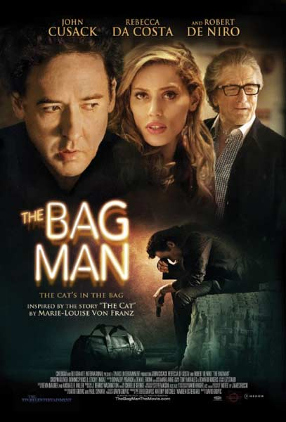 The Bag Man (2014)  - Movie Poster