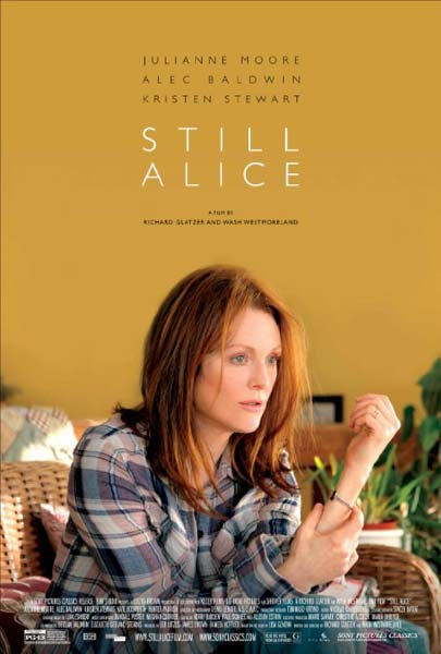 Still Alice (2015) - Movie Poster