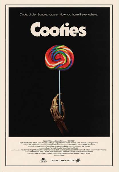 Cooties (2014)  - Movie Poster