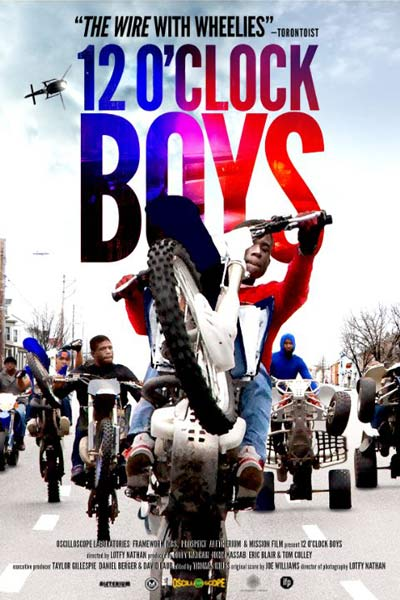 12 O\'Clock Boys (2013)  - Movie Poster