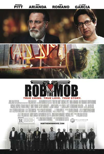 Rob the Mob (2014)  - Movie Poster