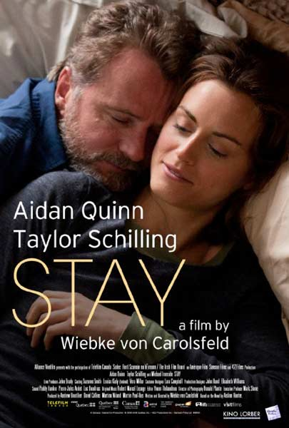 Stay (2013) - Movie Poster