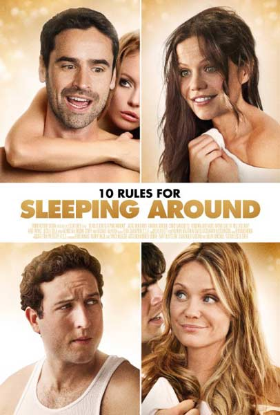 10 Rules for Sleeping Around (2013)  - Movie Poster