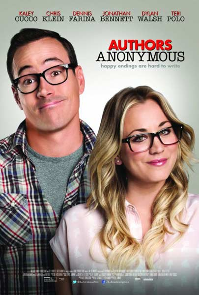 Authors Anonymous (2014)  - Movie Poster