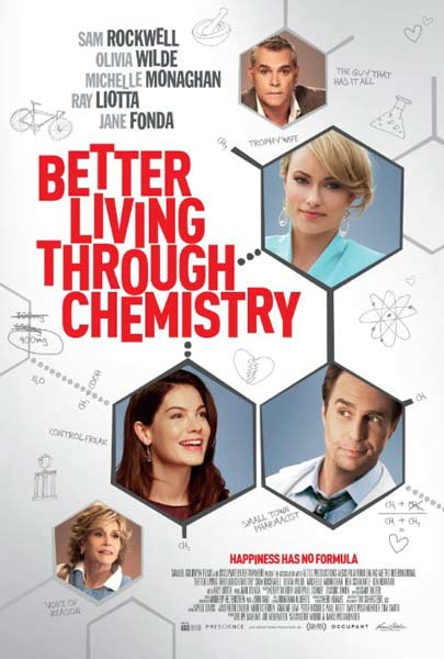 Better Living Through Chemistry (2014)  - Movie Poster