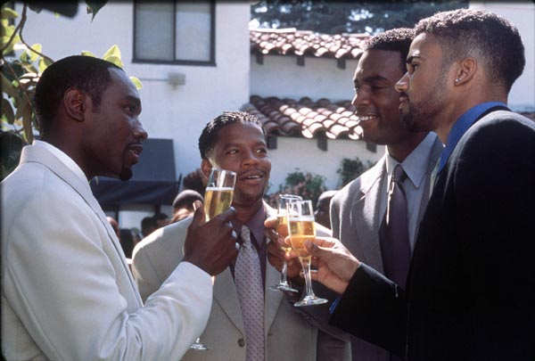 Bill Bellamy in Brothers, The (2001)