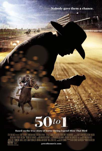 50 to 1 (2014)  - Movie Poster