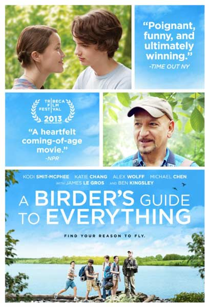 A Birder\'s Guide to Everything (2013)  - Movie Poster
