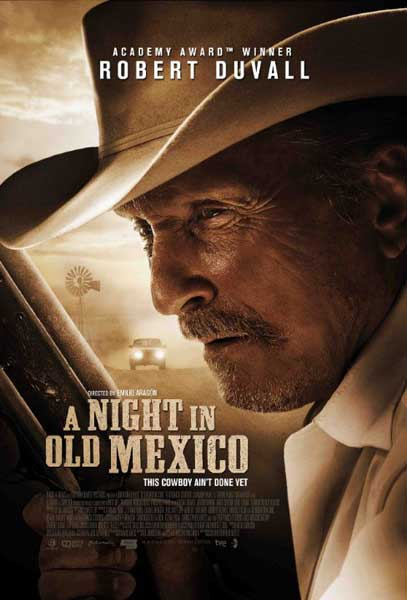 A Night in Old Mexico (2013)  - Movie Poster