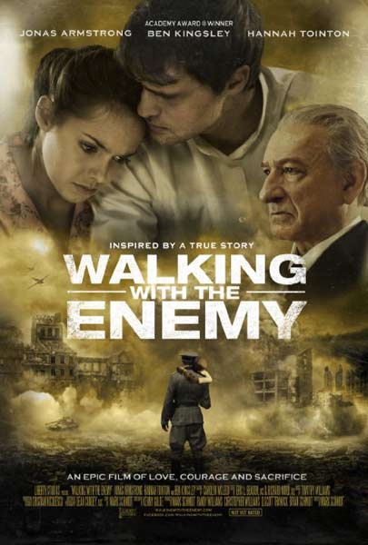 Walking with the Enemy (2013)  - Movie Poster
