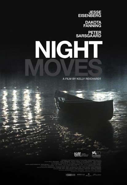 Night Moves (2013)  - Movie Poster