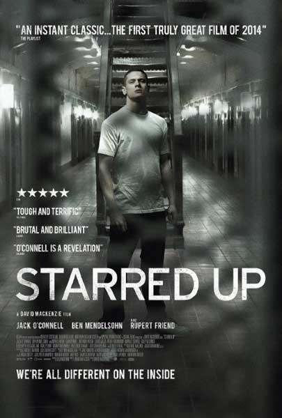 Starred Up (2013)  - Movie Poster