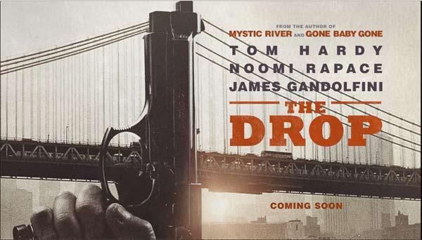 The Drop (2014) - Movie Poster
