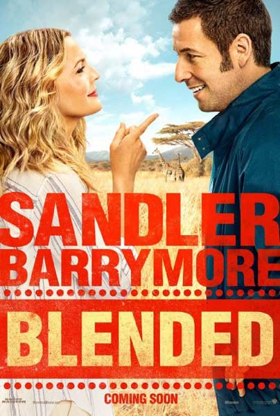 Blended (2014)  - Movie Poster