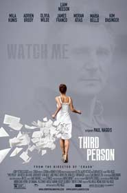 Third Person (2013)  - Movie Poster