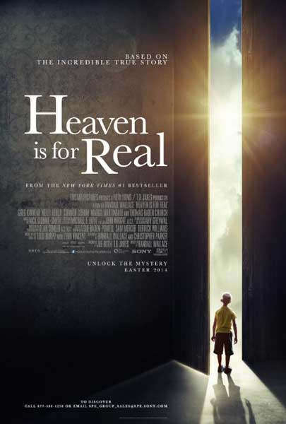 Heaven Is for Real (2014)  - Movie Poster
