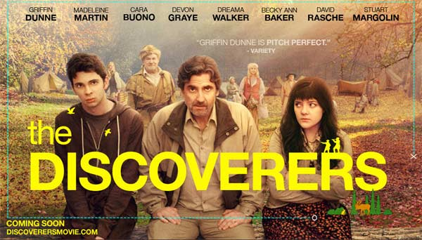 The Discoverers (2012)  - Movie Poster