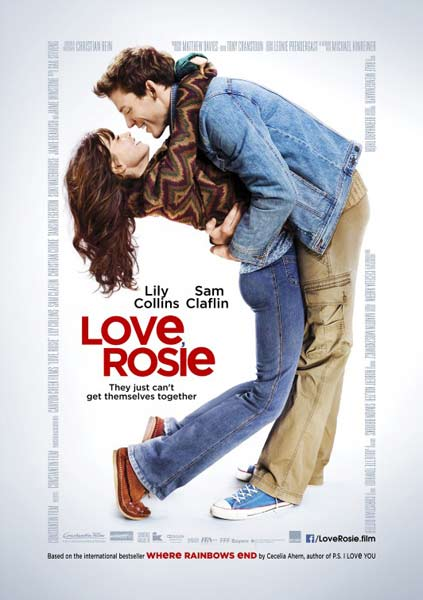 Love, Rosie (2014)  - Movie Poster