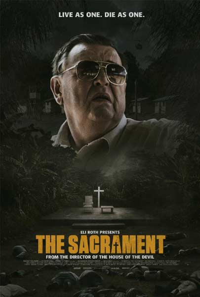 The Sacrament (2013)  - Movie Poster