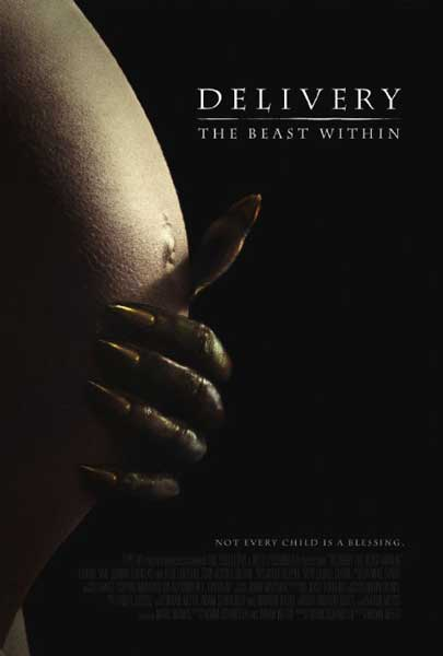 Delivery: The Beast Within (2013) - Movie Poster