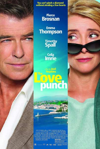 The Love Punch (2013)  - Movie Poster