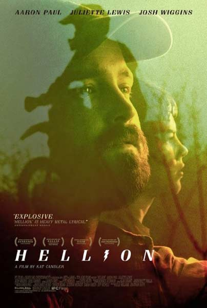 Hellion (2014)  - Movie Poster