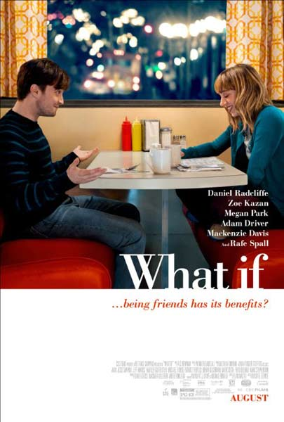 What If (2013)  - Movie Poster