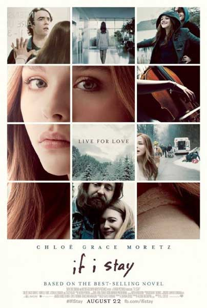 If I Stay (2014) - Movie Poster