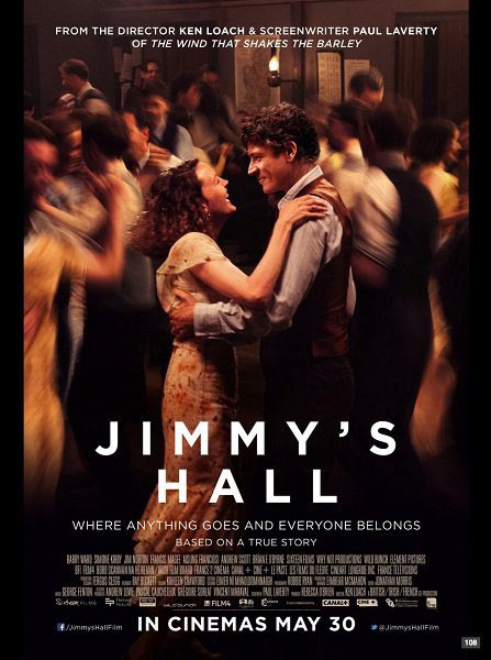 Jimmy\'s Hall (2014) - Movie Poster