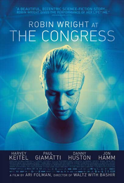 The Congress (2013)  - Movie Poster