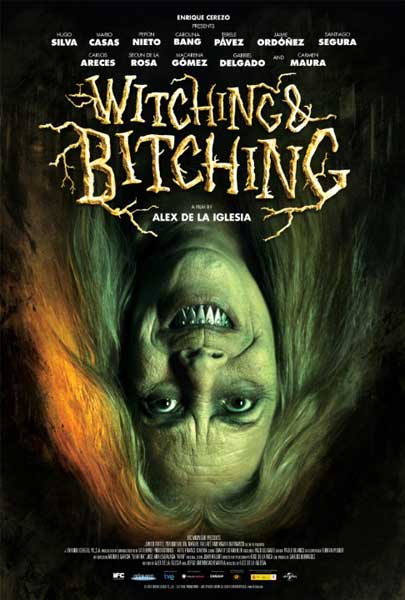 Witching and Bitching (2013)  - Movie Poster