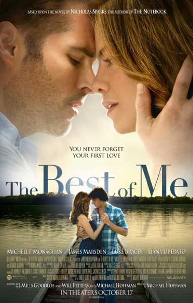 Best of Me (2014) - Movie Poster