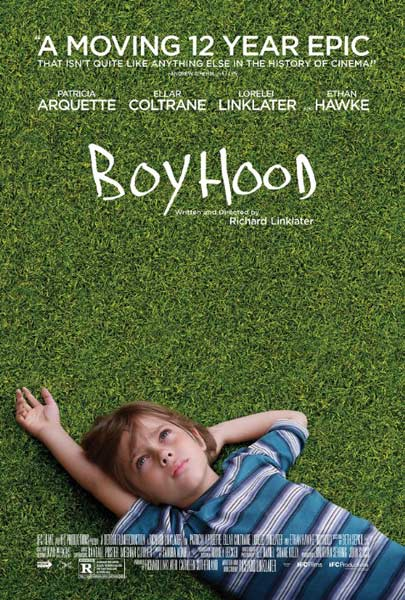 Boyhood (2014) - Movie Poster