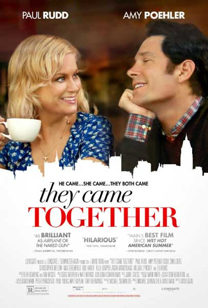 They Came Together (2014)  - Movie Poster