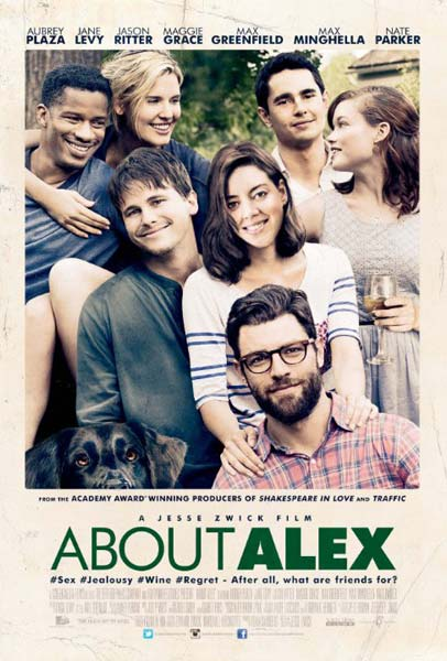 About Alex (2014)  - Movie Poster