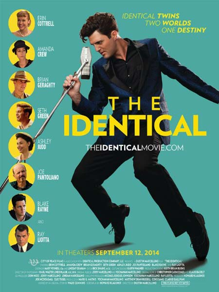 The Identical (2014)  - Movie Poster