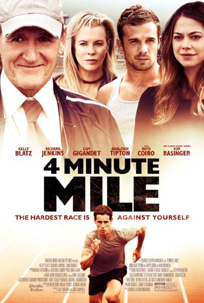 4 Minute Mile (2014)  - Movie Poster