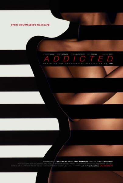 Addicted (2014) - Movie Poster