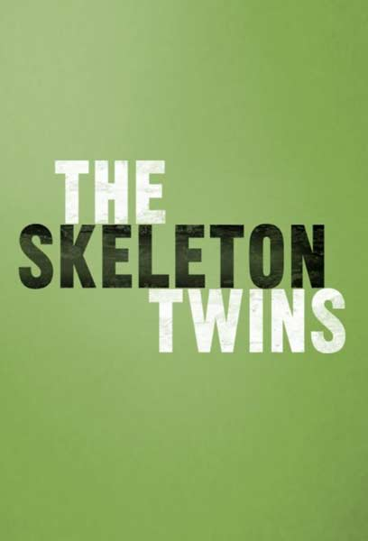 The Skeleton Twins (2014)  - Movie Poster