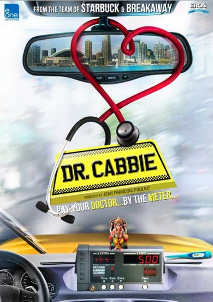 Dr. Cabbie (2014)  - Movie Poster
