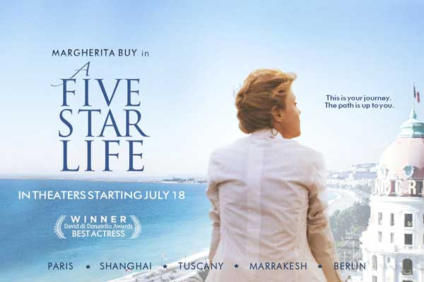 A Five Star Life (2013)  - Movie Poster