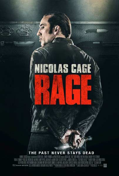 Rage (2014)  - Movie Poster