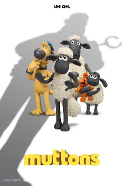 Shaun the Sheep (2015) - Movie Poster