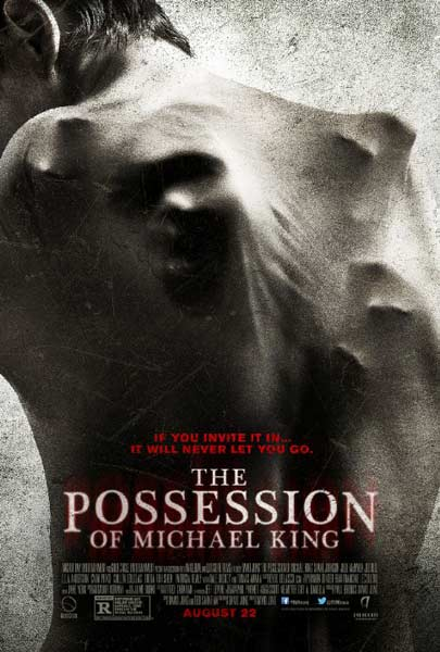 The Possession of Michael King (2014)  - Movie Poster