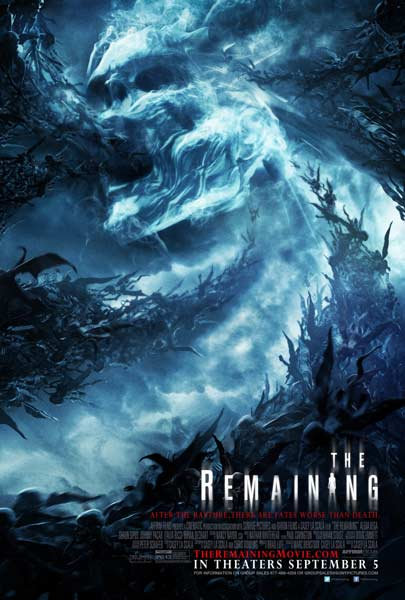The Remaining (2014)  - Movie Poster