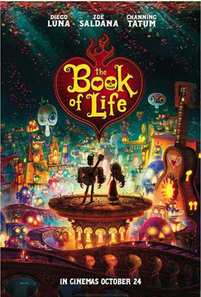 Book of Life (2014)  - Movie Poster