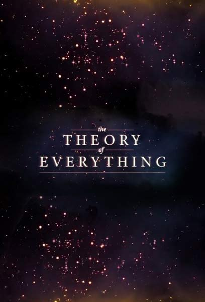 Theory of Everything, The (2014) - Movie Poster