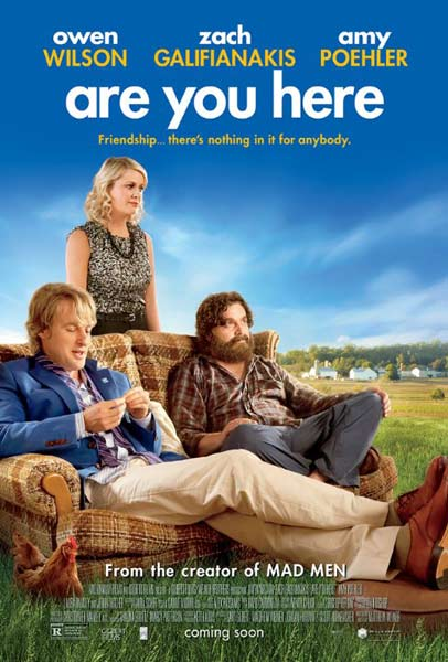 Are You Here (2013)  - Movie Poster