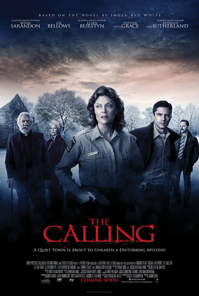 Calling, The (2014) - Movie Poster